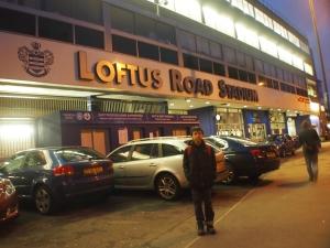 Stadiun Loftus Road, markas QPR